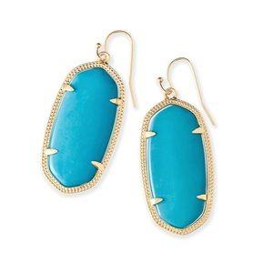 Kendra Scott Ella Earrings in Turquoise